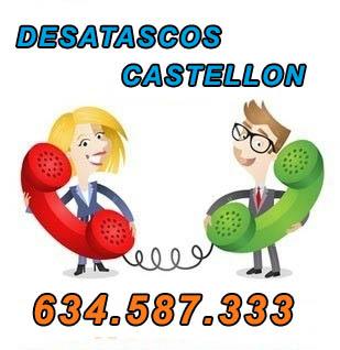 desatasco en Castellon