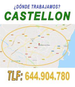 empresa de desatascos en Castellon